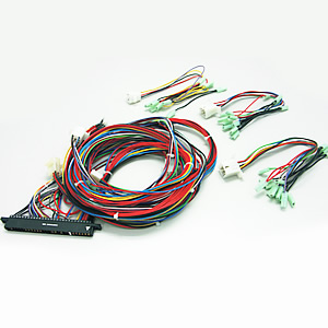 WH-019(SUPER JAMMA) - Wire harnesses